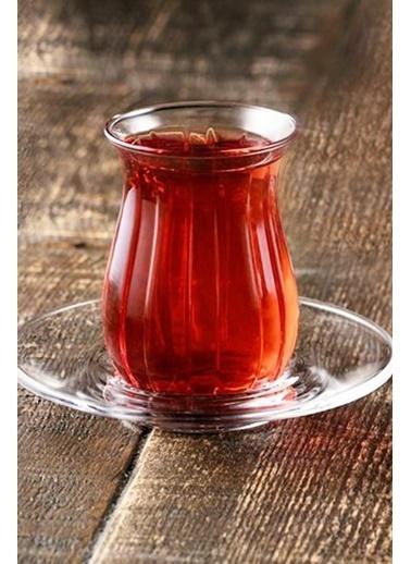 Paşabahçe 12 Parça Linka Çay Seti Beyaz